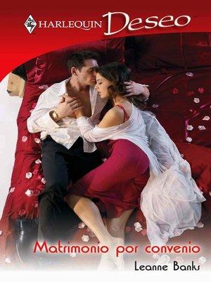 cover image of Matrimonio por convenio