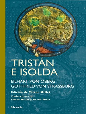 cover image of Tristán e Isolda