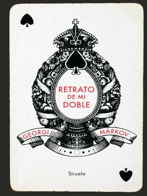 cover image of Retrato de mi doble