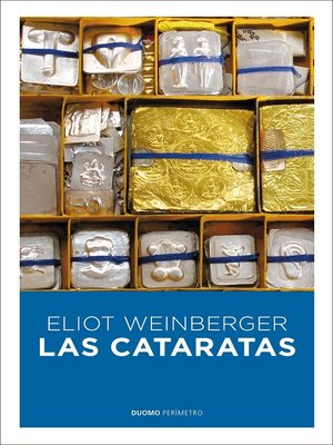 cover image of Las cataratas