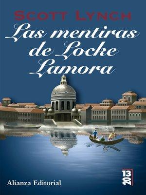 cover image of Las mentiras de Locke Lamora