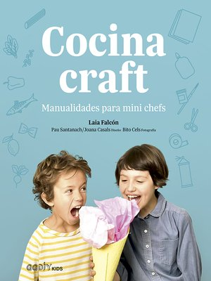 cover image of Cocina craft