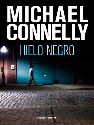 cover image of Hielo negro