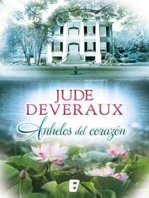 cover image of Anhelos del corazón (Saga Edilean 5)