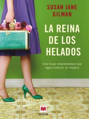 cover image of La reina de los helados