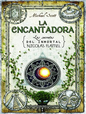 cover image of La encantadora