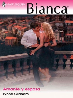 cover image of Amante y esposa