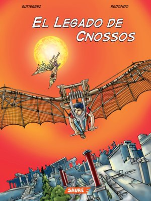 cover image of El legado de Cnossos