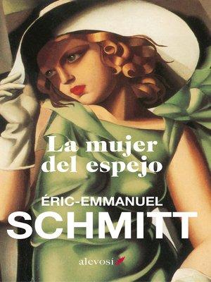 cover image of La mujer del espejo