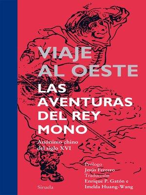 cover image of Viaje al Oeste