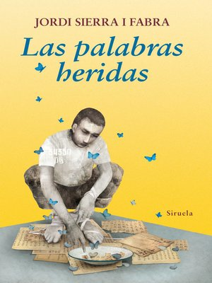 cover image of Las palabras heridas