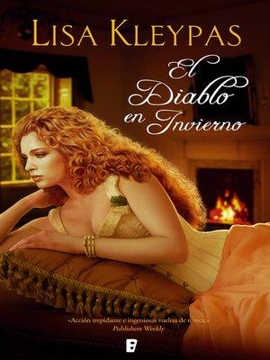 cover image of El diablo en invierno (Las Wallflowers 3)