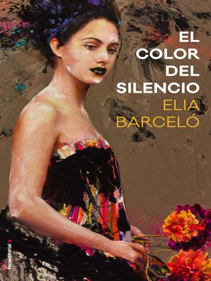 cover image of El color del silencio