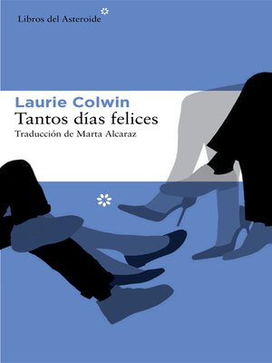 cover image of Tantos días felices
