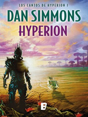cover image of Hyperion (Los cantos de Hyperion 1)