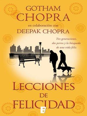 cover image of Lecciones de felicidad