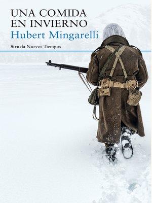 cover image of Una comida en invierno