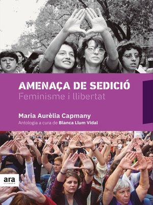 cover image of Amenaça de sedició