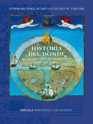 cover image of Historia del dónde