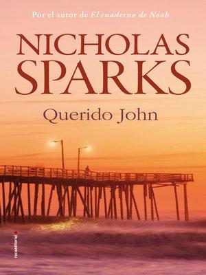 cover image of Querido John
