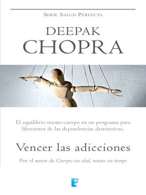 cover image of Vencer las adicciones (Colección Salud Perfecta)