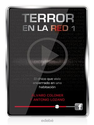 cover image of Terror en la red I