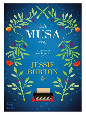 cover image of La musa