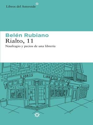 cover image of Rialto, 11