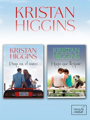 cover image of Selección Kristan Higgins