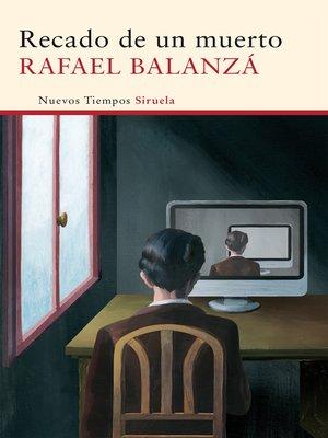 cover image of Recado de un muerto