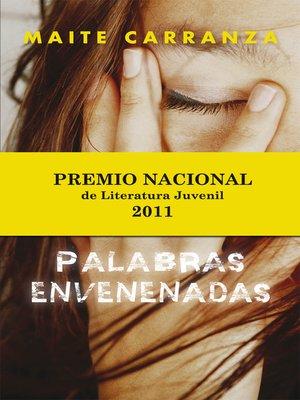 cover image of Palabras envenenadas