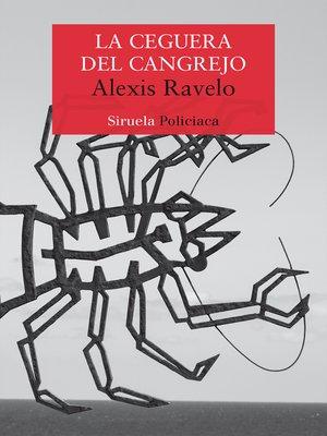 cover image of La ceguera del cangrejo