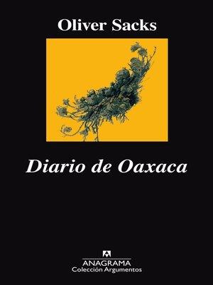 cover image of Diario de Oaxaca