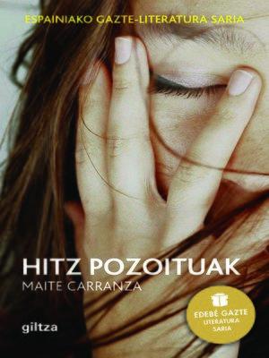 cover image of Hitz pozoituak--Edebé Saria Haur Literatura