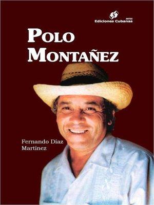 cover image of Polo Montañez