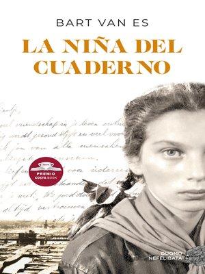 cover image of La niña del cuaderno