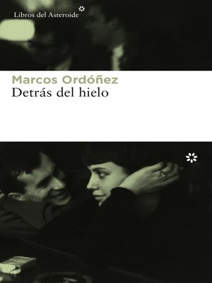 cover image of Detrás del hielo