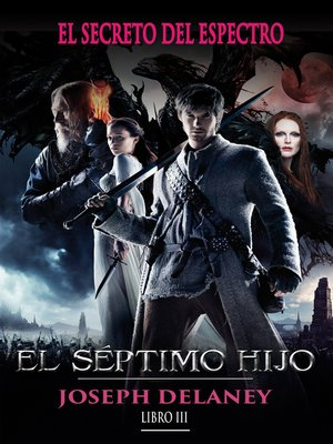cover image of El secreto del Espectro