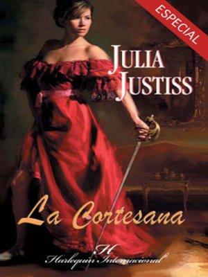 cover image of La cortesana