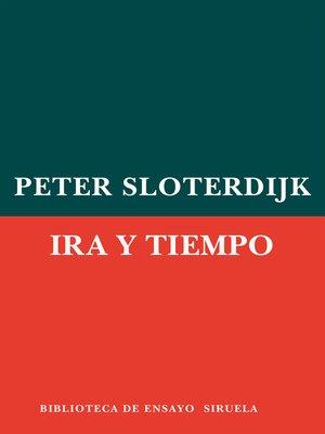 cover image of Ira y tiempo