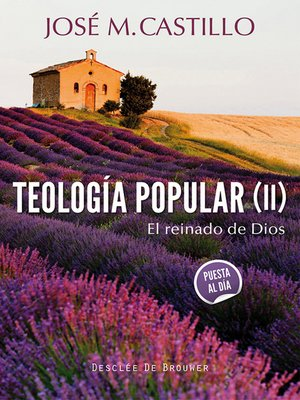 cover image of Teología popular (II)