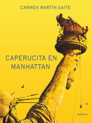cover image of Caperucita en Manhattan