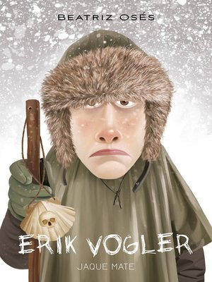 cover image of Erik Vogler 7. Jaque Mate