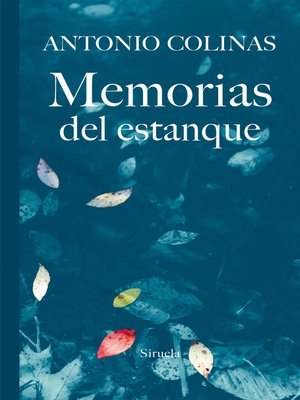 cover image of Memorias del estanque