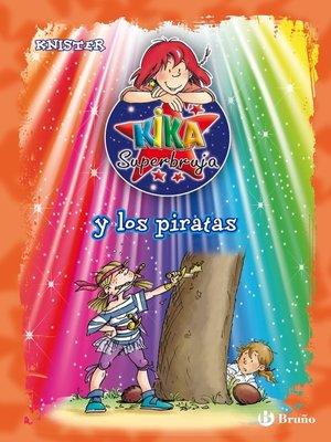 cover image of Kika Superbruja y los piratas