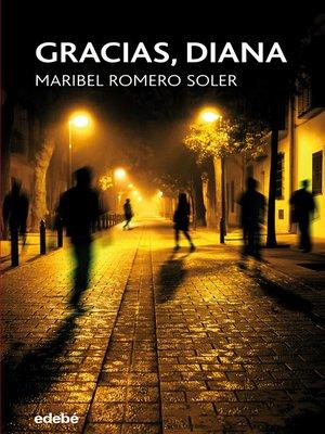 cover image of Gracias, Diana