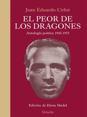 cover image of El peor de los dragones