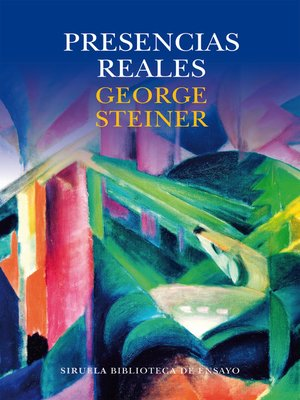 cover image of Presencias reales