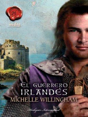 cover image of El guerrero irlandés