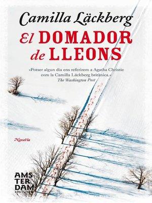 cover image of El domador de lleons